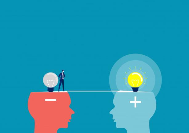 ピンチをチャンスに変える思考法!ポジティブシンキングでネガティブな思考を改善